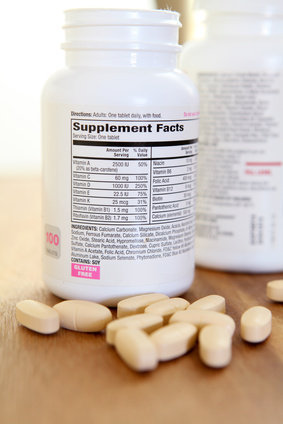 Worrying news about toxins in vitamin supplements